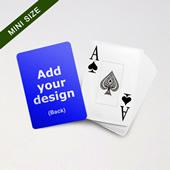 Mini Card Series Mini Card With Jumbo Index