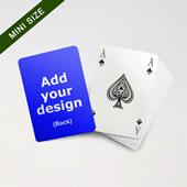 Mini Card Series Classic Bridge Card