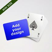 Mini Card Series Classic Bridge Card With Landscape Front