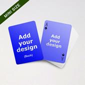 Mini Card Series Double Faces Blank