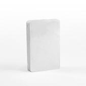 54 Blank Bridge Size Cards