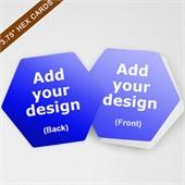 Hex Deck Custom Blank Cards