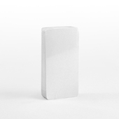 54 Blank Domino Cards