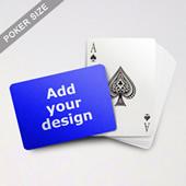 Classic Choice Custom Poker Front (Landscape)