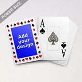 Timeless Frame Custom Poker With Jumbo Index