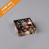 Custom Square Game Box 2
