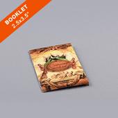 Custom Booklet 2.5X3.5