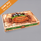 Custom Large Rectangular Game Box 2