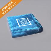 Custom Large Square Game Box 2