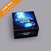 Custom Square Game Box 3