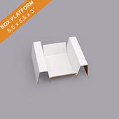 Corrugated Game Box Platform 5.5X5.5X3