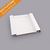 Corrugated Game Box Platform10.5X10.5X3