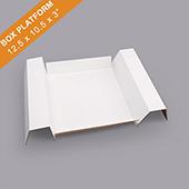 Corrugated Game Box Platform12.5X10.5X3