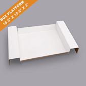 Corrugated Game Box Platform 15X10X3