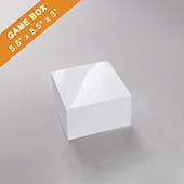 Plain Game Box 5.5X5.5X3