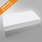 Plain Extra Large Rectangular Game Box 2