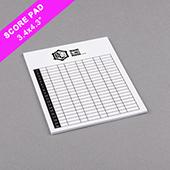 Custom Score Pad 3.43
