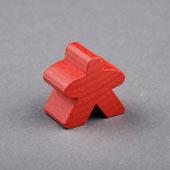 Wooden Pawns 24mmx24mm