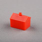 Plastic Hotel Red