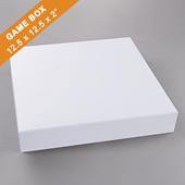 Plain Large Rectangular Game Boxes 2