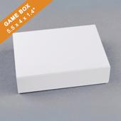 Plain Double Poker Box 140X102X35mm