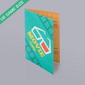 Bi-Fold Booklet For US Game Card 2.2