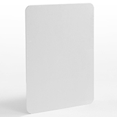 10 Blank Giant Size Cards