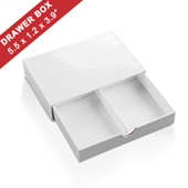 Plain Sleeve Box With Tray-Double Deck