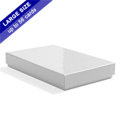 Plain Rigid Box For Large Cards