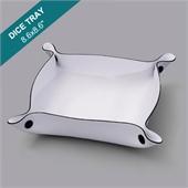 Plain Square Rubber Dice Tray