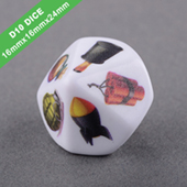 D10 Polyhedral Dice