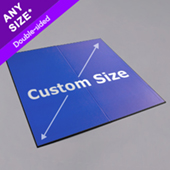 Custom Size Game Board Double Sided