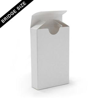Plain Tuck Box For Bridge Size Cards