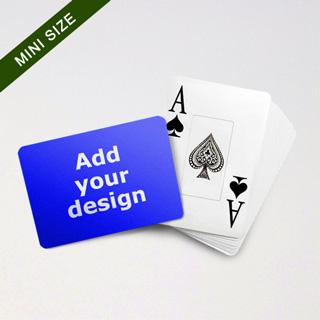 Mini Card Series Mini Card With Jumbo Index & Landscape Front