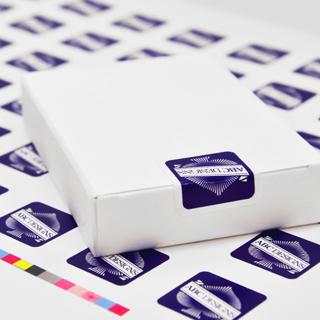 Card Games Box Seal
