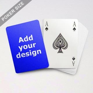 Bridge Style Selection Custom Poker