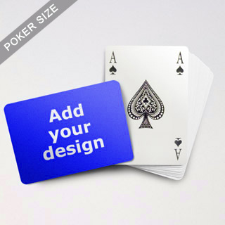 Bridge Style Selection Custom Poker (Landscape)