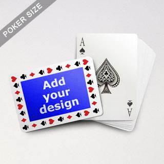 Timeless Frame Custom Poker (Landscape)