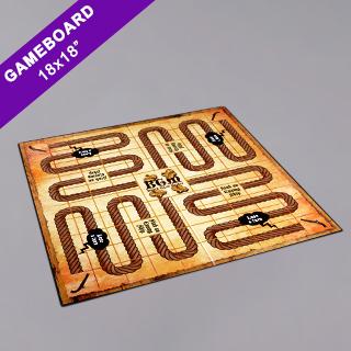 Custom Game Board 18