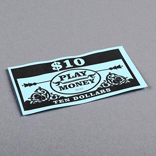 Paper Money Ten Dollars