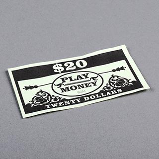 Paper Money Twenty Dollars