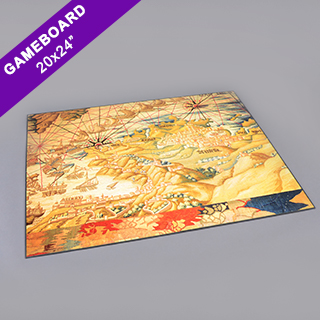 Custom Game Board 20