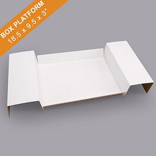 Corrugated Game Box Platform 18.5X9.5X3