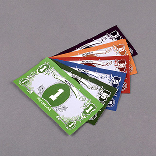 Medium Custom Play Money
