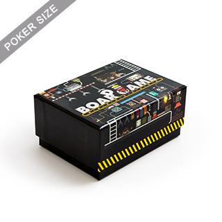 Custom Rigid Box For Poker Cards
