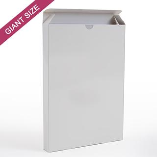 Plain Tuck Box For Giant Cards
