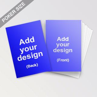 Square corner cards